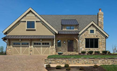 Home siding types for exterior of your home for Types of wood siding for homes