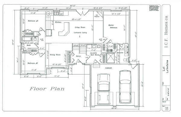 Most Popular House Plans For Baby Boomers floorplan