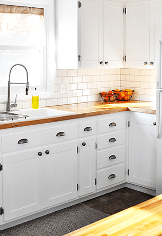 Builders Surplus — Unfinished Cabinets: Bland to Glam ...
