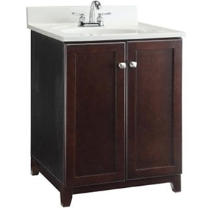 24u201d Single Shorewood Espresso Furniture Style Vanity. $189.99; Builders  Surplus In Louisville Kentucky