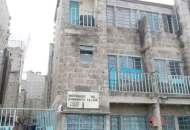 Occupied improved housing in Kambimoto Village, Huruma, Nairobi