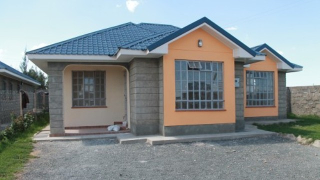 House Plans In Kenya   Homemini s comAn Exle Of A Small House That Many People Imagine Is Too To Necessitate Involvement Best