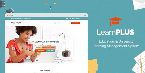 67 of the Best Educational WordPress Themes Buildify