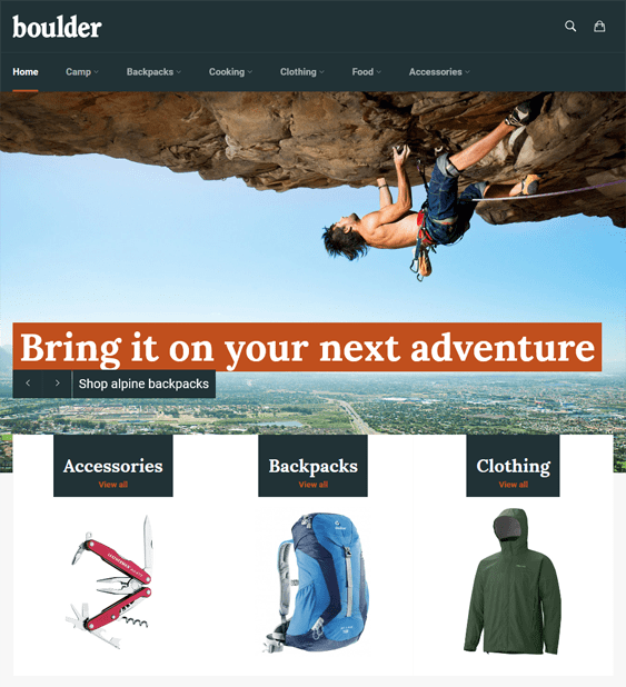 venture free shopify themes