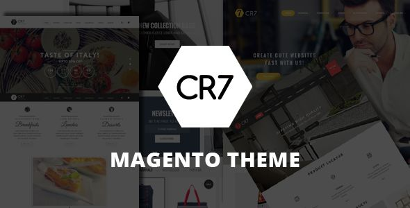 Shop CR by 7-Up (Magento theme)