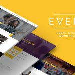 Event Conference WordPress Themes
