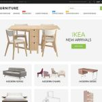 best magento themes furniture stores feature