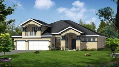 Monterey II - Brevard County Home Builder - LifeStyle Homes
