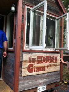 Tiny House Giant Journey, Philadelphia, PA 2014
