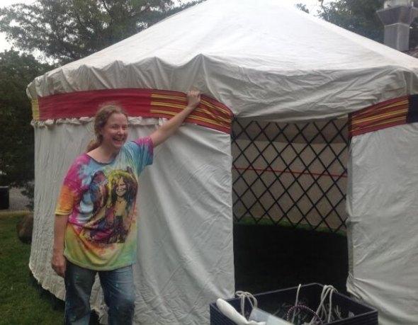 Kari Cooper Yurt Grrl