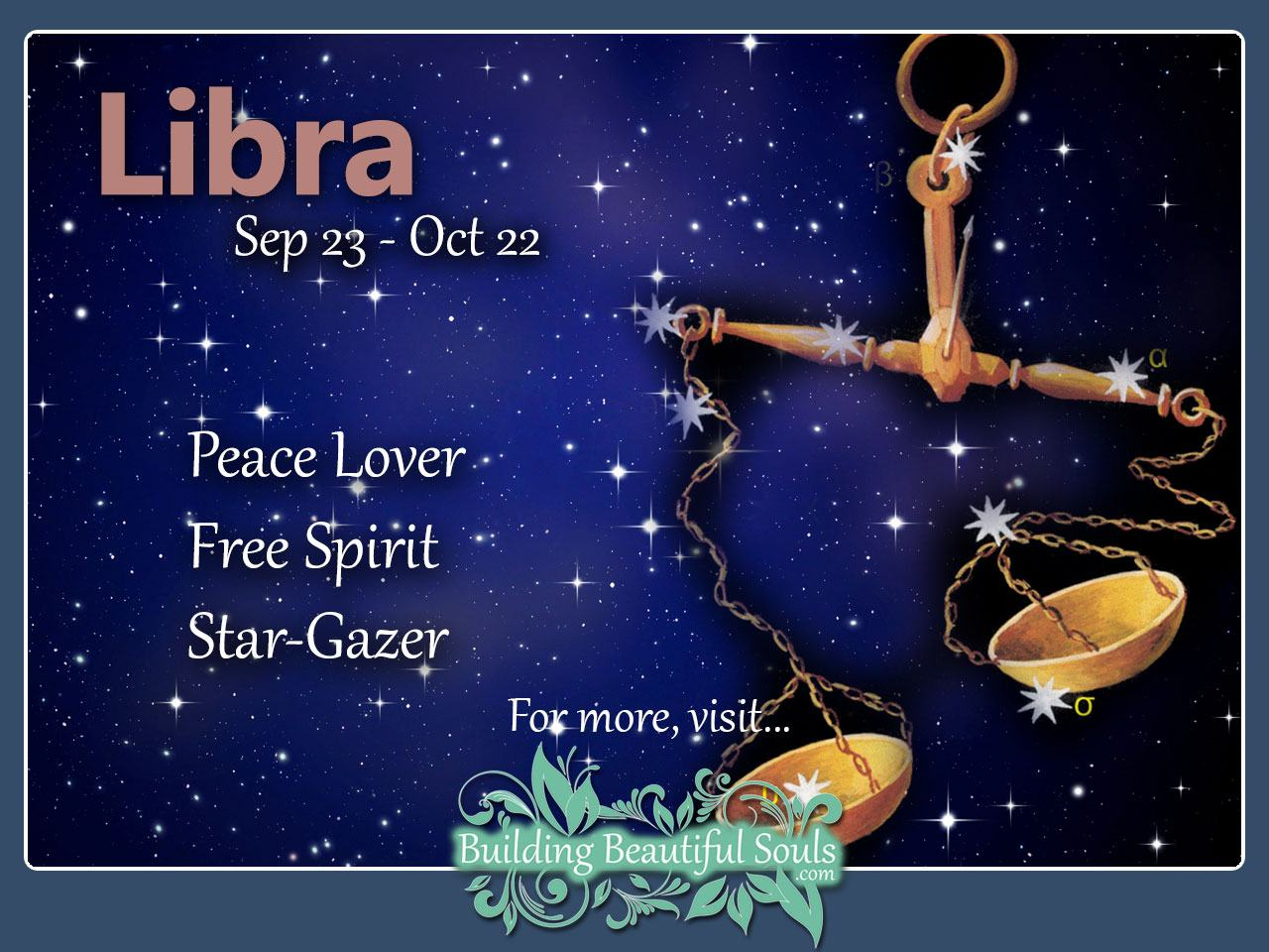 Libra Traits Libra Traits Male Pixshark Images Galleries