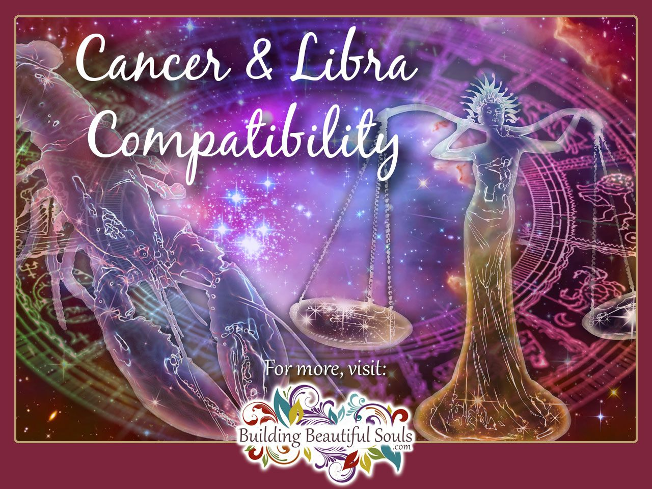 Cancer Libra Libra And Cancer Compatibility Friendship Love And Sex