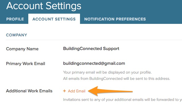 How to update the primary email address on your account