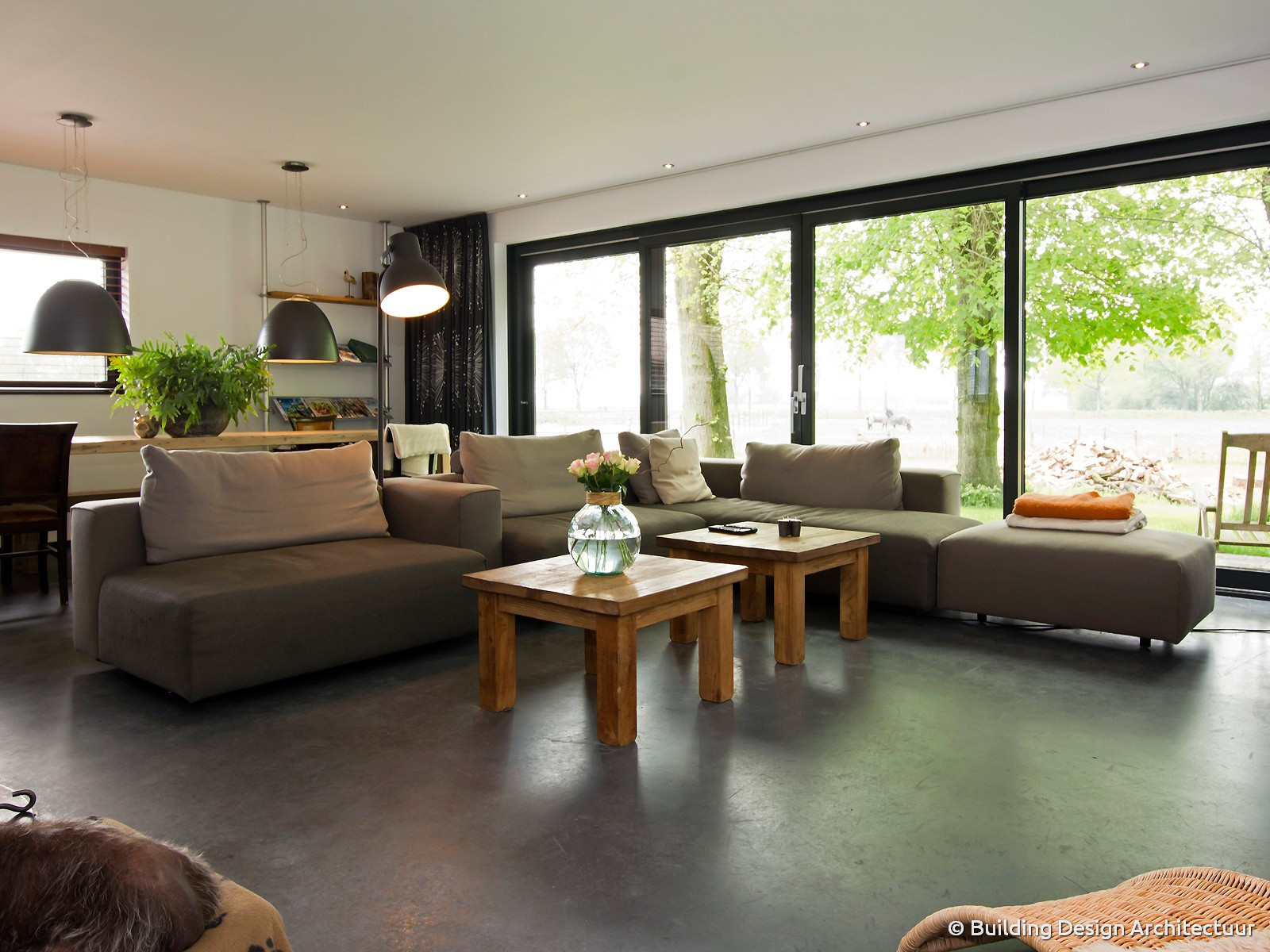 Interieur Schuurwoning Building Design Architectuur
