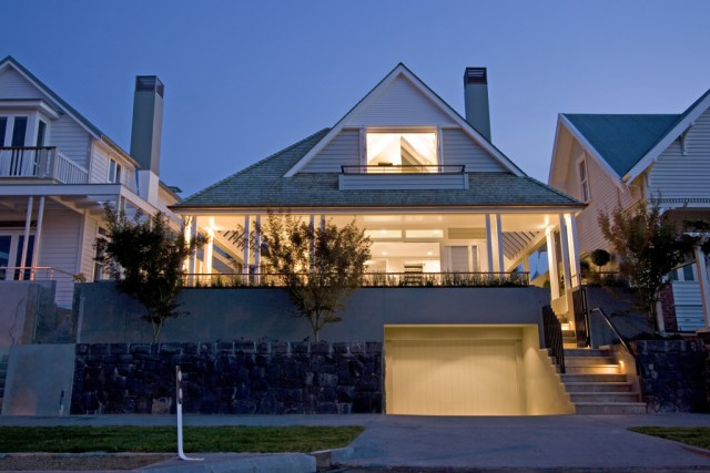 Sarsfield House; Brown Day Architects
