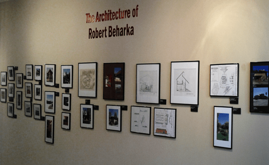 Architecture Photography Exhibition the architecture of robert w. beharka and architecture photography