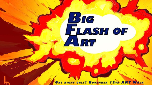 Big Flash of Art