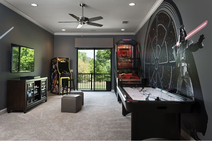 Chambre Adulte Star Wars Starwars Mancave | Building Materials Malaysia