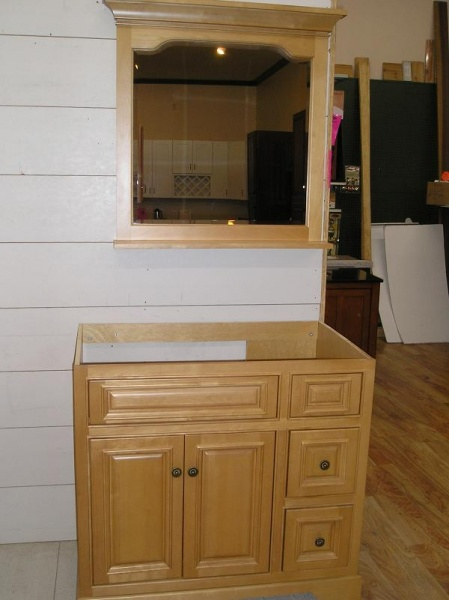 Embassy Bathroom Vanity Mirror All Wood Quality Discount Sale Lancaster Elizabethtown Pa