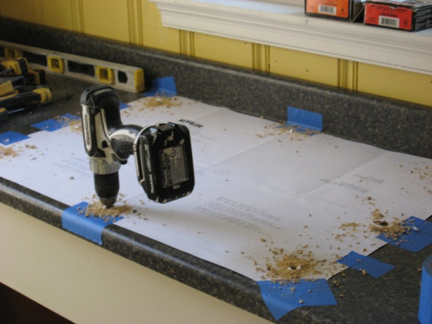 Cutting Countertop For Sink Bstcountertops