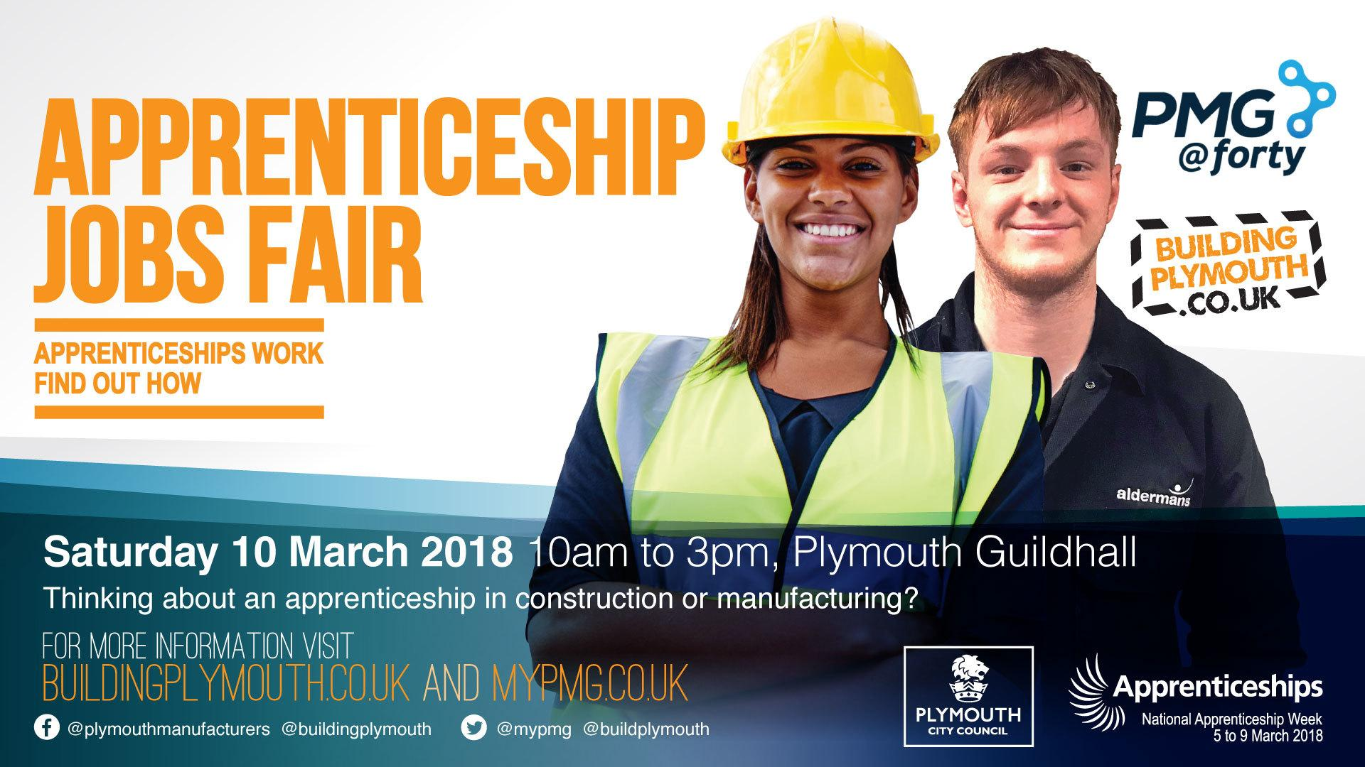 Apprenticeship Job Building Plymouth Apprenticeships Work Build Your Career In