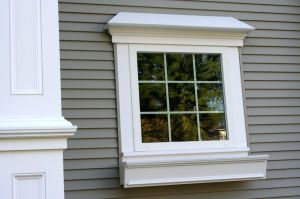 Exterior Window Trim Molding Ideas