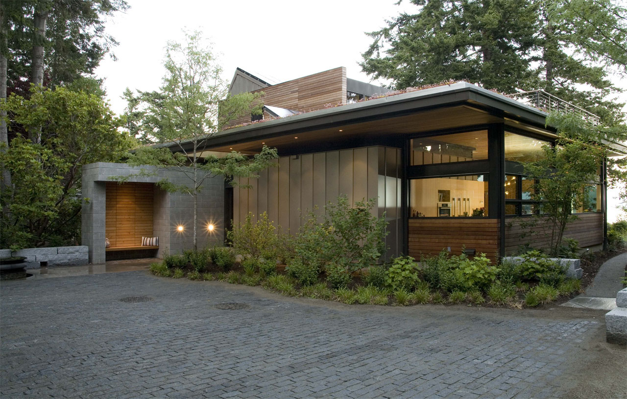 Sustainable Home Design Ideas Green House Of The Month The Ellis Residence By Coates
