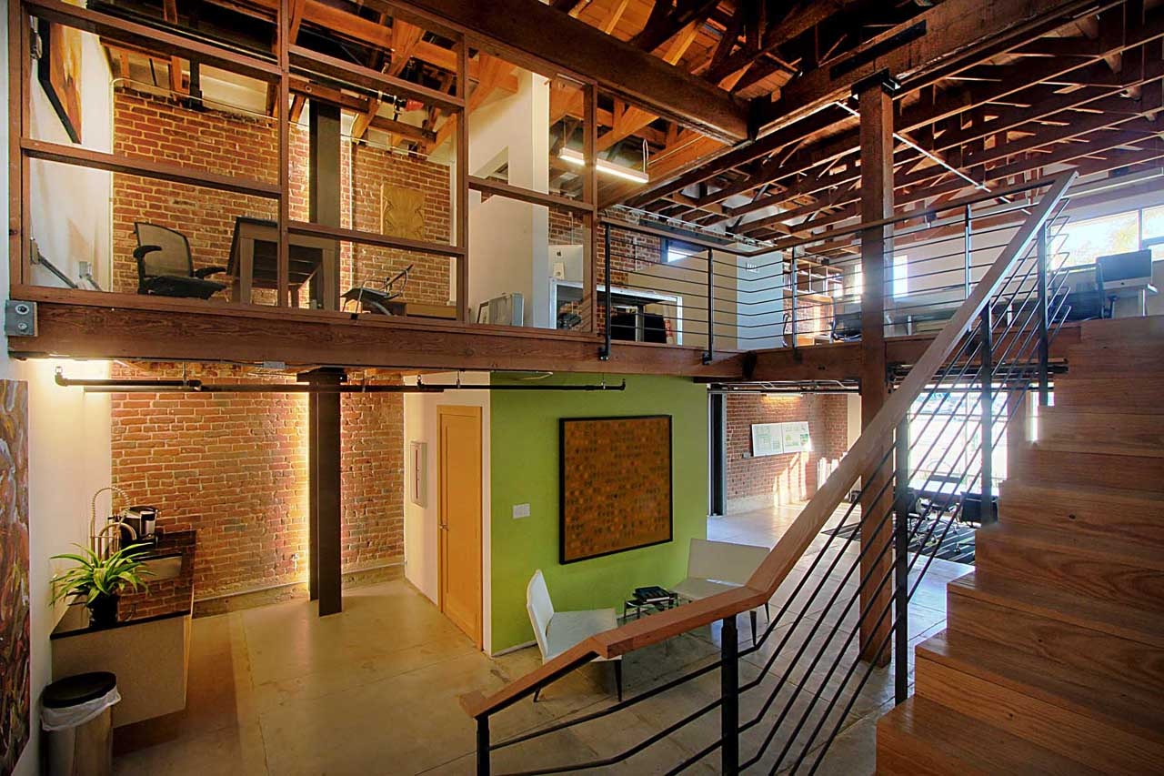 Warehouse Designer Adaptive Reuse Green Space As A Tool For Neighborhood