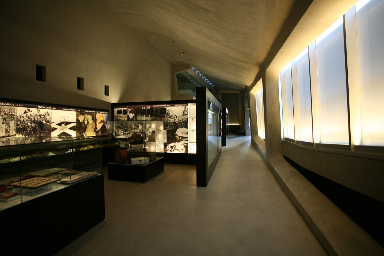 Interior Design Berlin Los Angeles Museum Of The Holocaust By Belzberg Architects