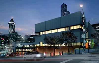 Seattles Civic Architecture Build Blog