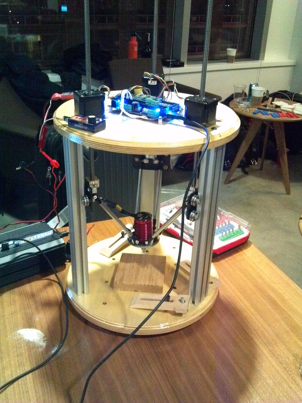 The Delta Router 4th Axis At Buildlog Net Blog