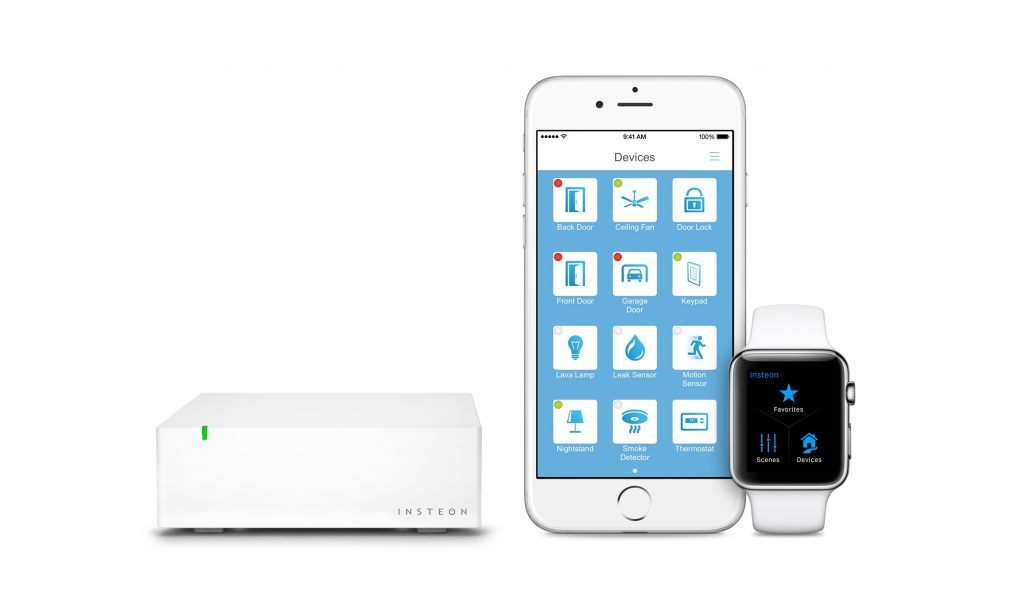 Smart Home Apple Apple Watch Gets Support From Insteon's Home Control