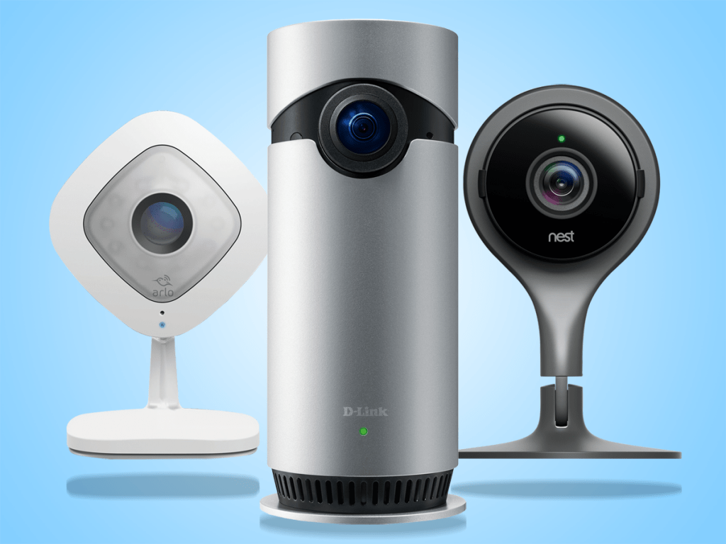 Diy Home Security Camera System Reviews Best Smart Home Security Cameras Reviewed Indoor Security