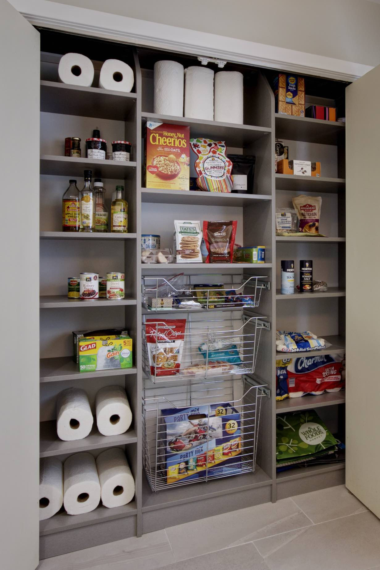 Closet Pantry Pantry Closets Laundry Rooms Built Rite Closets