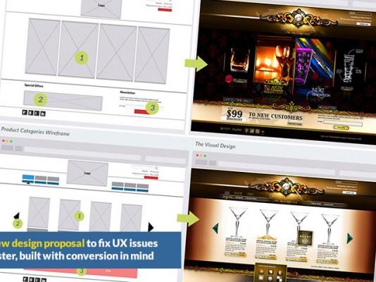 Interaction designer User experience UX designer portfolio