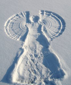 snow-angel-snow