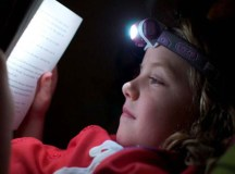 Every Kid Needs a Headlamp