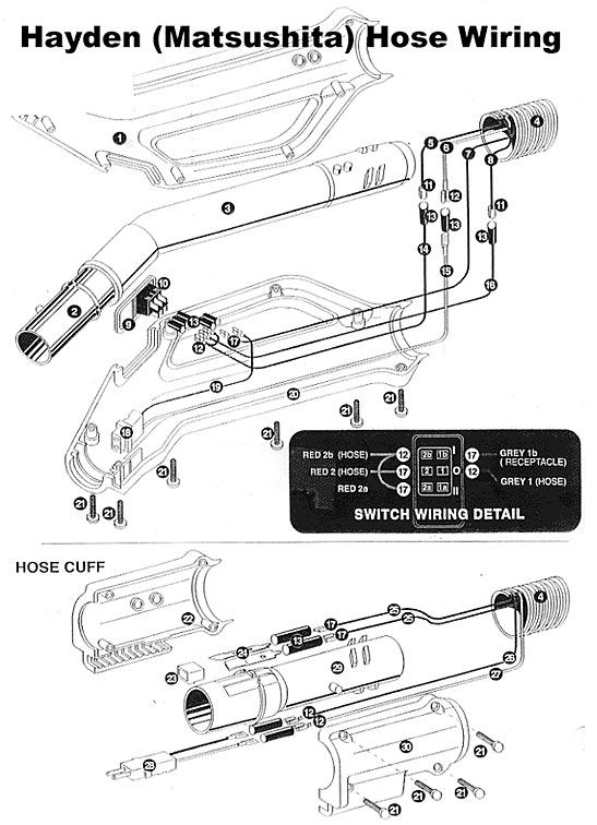 beam vacuum wiring diagram