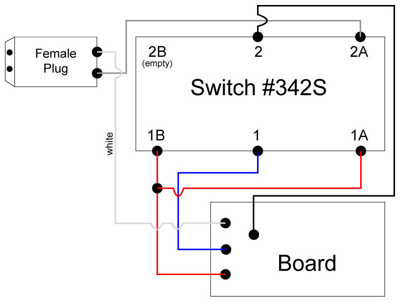 Oreck Xl Switch Wiring Diagram - Wiring Diagram Progresif