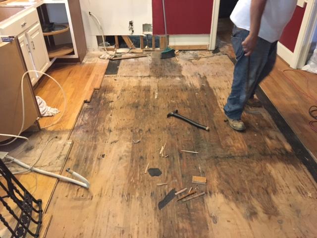 Water Damage Wood Floor Insurance Claim Bindu Bhatia