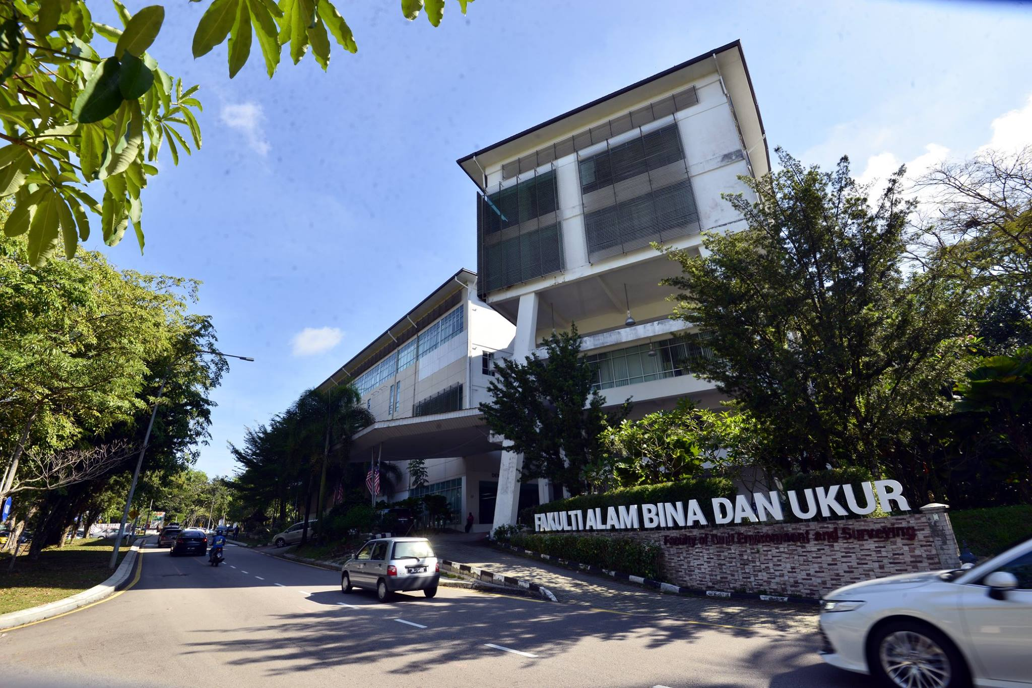 Gambar Bangunan 3d Faculty Of Built Environment And Surveying Fabu