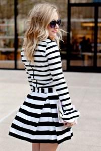 Street Style: Blanco y Negro