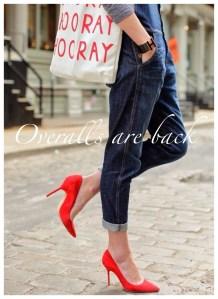 Street Style: Overalls