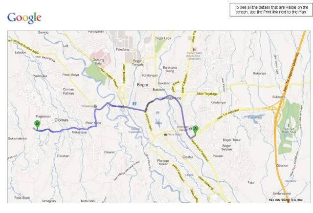 Lowongan Pekerjaan Sukabumi Februari 2013 Bursa Lowongan Kerja Terbaru 2016 Jalan Tol Jagorawi To Jalan Ciomas Raya Google Maps