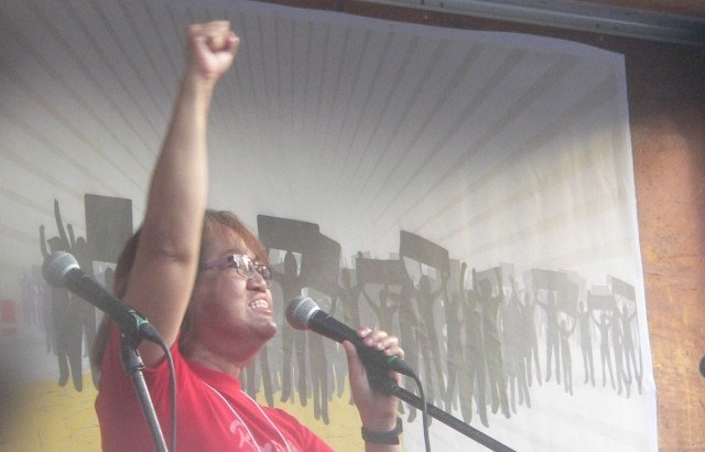Dorris Cuario and the unstoppable activists of Southern Tagalog