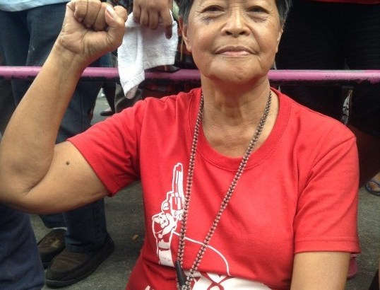 Ka Nhitz Gonzaga: From student to woman labor leader