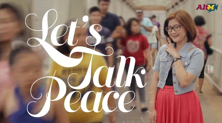 Let's Talk Peace: Episode 1
