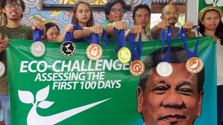Duterte's #First100Days | 'Reforms have begun for environment'