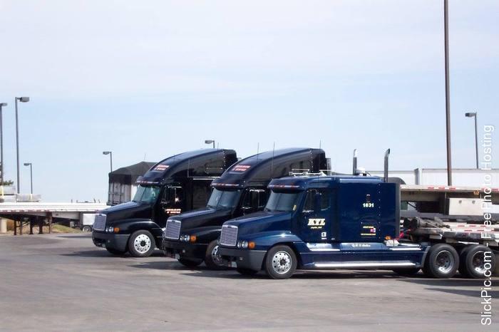 TMC Dakota Shamrock KTL- 10 years Ago - tmc trucking pay