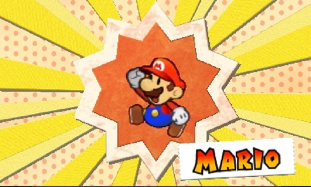 I Love U 3d Wallpaper E3 New Paper Mario Sticker Star Images To Love